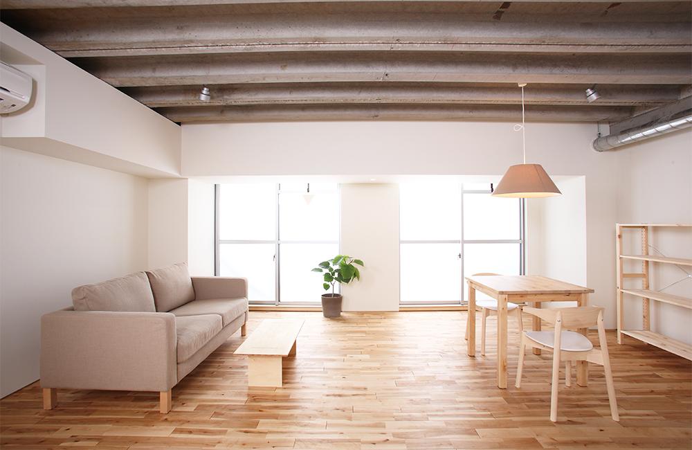 入居者様のニーズを追求した住みやすさと快適性。